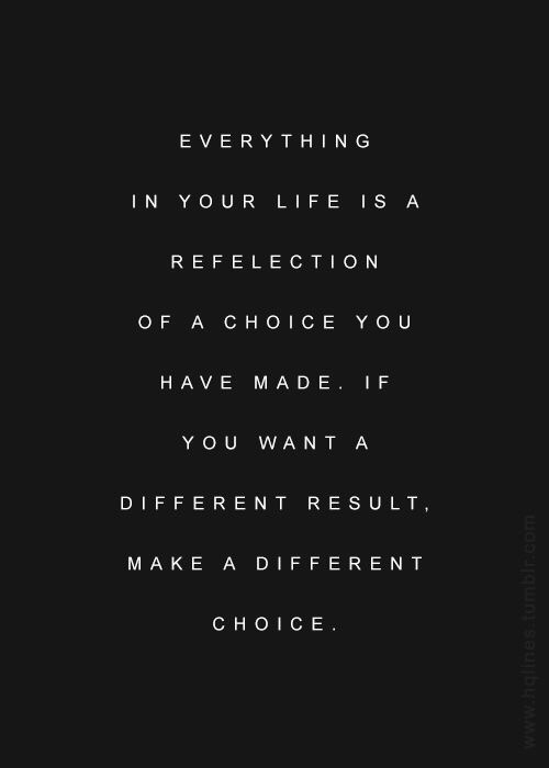 Make a Better Choice